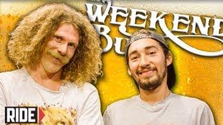 getlinkyoutube.com-Tommy Sandoval & Tony Cervantes: Mace! Virginity! Explosions! Walk Offs! Weekend Buzz ep. 34