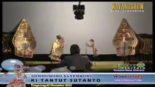 "getlinkyoutube.com-(Recorded) Wayang Kulit, Ki Tantut Sutanto, ""Gondomono Sayemboro"""