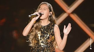getlinkyoutube.com-Alexa Sings Hero | The Voice Kids Australia 2014