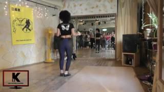 Borboleta Kizomba ladystyle - The Kizomba Channel
