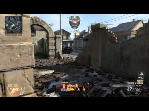 Black Ops2:Gameplay~Captain Gandoo~47-8~Multi Team