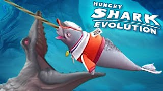getlinkyoutube.com-NEW SPECIAL SHARK NATASHA!! || Hungry Shark Evolution - Ep 25 HD