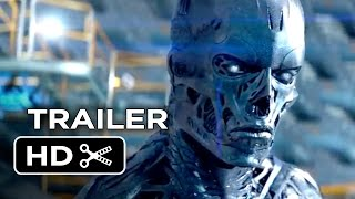 getlinkyoutube.com-Terminator: Genisys Official Trailer #2 (2015) - Arnold Schwarzenegger Movie HD