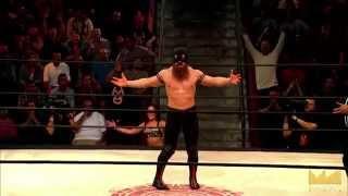 getlinkyoutube.com-Lucha Underground 2/4/15: Son of Havoc vs Angelico