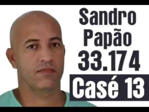 Sandro Papão - 33174 - Candidato à vereador - Paraty 2012