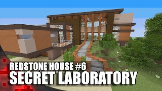 getlinkyoutube.com-Minecraft: Secret Laboratory (Redstone House #6)