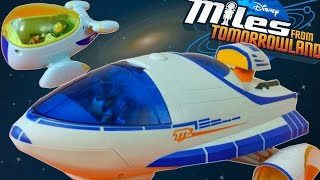 getlinkyoutube.com-MILES FROM TOMORROWLAND TTA STELLOSPHERE AND STARJETTER TOY SPACE SHIP DISNEYJUNIOR