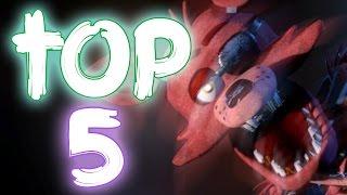 getlinkyoutube.com-Top 5 Foxy Theories! || Five Nights At Freddy's 1 & 2
