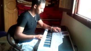 getlinkyoutube.com-Hicham Rafiki AGHBALA, KORG PA1X ( Cha3bi ) By Aziz