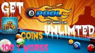 getlinkyoutube.com-8 Ball Pool Unlimited Coins and Dollar 100 % working 2016