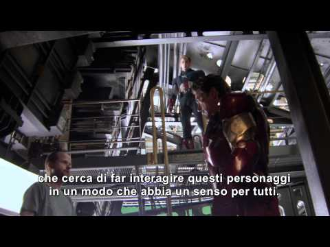 Marvel's The Avengers - Dietro le quinte - Uniti | HD