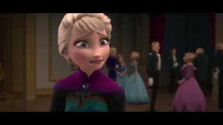 """getlinkyoutube.com-Disney's Frozen """"Party Is Over"""" Clip"""
