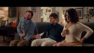 'My Blind Brother' (2016) Official Trailer   Nick Kroll, Adam Scott, Jenny Slate