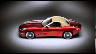 getlinkyoutube.com-Jaguar E Type Eagle vs Lyonheart K supercar
