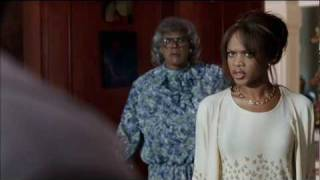 "getlinkyoutube.com-Tyler Perry's Diary of a Mad Black Woman - 5. ""Madea's Chainsaw"""