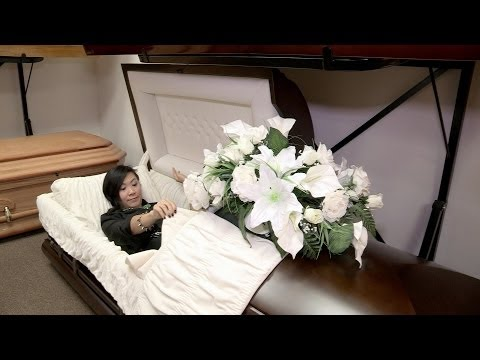 Save your %@#* Money: Casket Shopping
