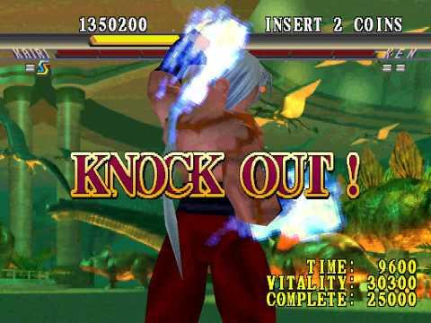Street Fighter EX2 Evil Kairi Gameplay-Part II(Full Gauge Version)