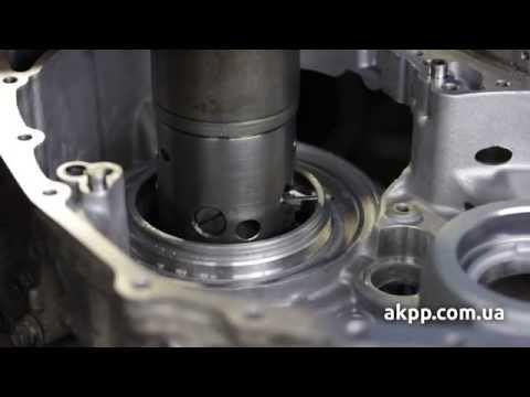 Ремонт корпуса АКПП Toyota U660E