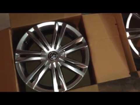 Jogo de Rodas Originais Volkswagen