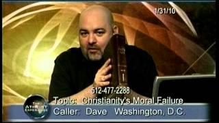 getlinkyoutube.com-Atheist Experience #642: Christianity's Moral Failure