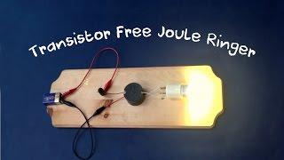 getlinkyoutube.com-Transistor Free Joule Ringer - Super Simple Config