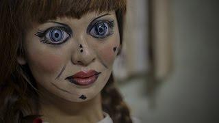 getlinkyoutube.com-Annabelle Makeup 2014