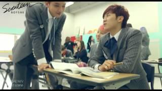 getlinkyoutube.com-[BOYS BE] Mansae Making Video @ Naver