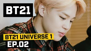 [BT21] Making Of BT21   EP.02