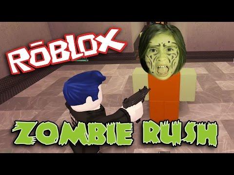 ROBLOX: ZOMBIE RUSH!!!