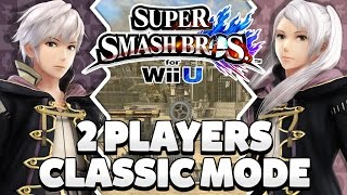 Super Smash Bros. Wii U - Robin's Classic Mode [1080p HD]