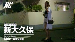 裏風俗・立ちんぼ出没エリア Vol.1(東京 新大久保)Street Prostitutes of Tokyo