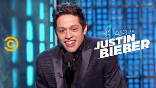 getlinkyoutube.com-Roast of Justin Bieber - Pete Davidson - Comparing Fathers - Uncensored