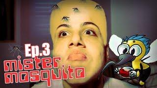 getlinkyoutube.com-VENHA TAMBÉM RASPAR SEUS CABELOS COMIGO! - Mister Mosquito (Stage 3)