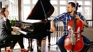 getlinkyoutube.com-Someone Like You Cover - Adele (Cello/Piano) - Brooklyn Duo