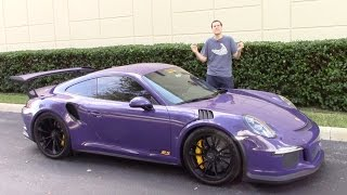 getlinkyoutube.com-Here's Why the GT3RS Is the Ultimate Porsche 911