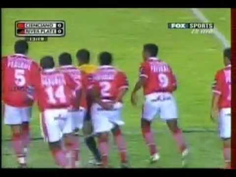 Final completa (vuelta) Cienciano vs River Plate - 19/12/2003