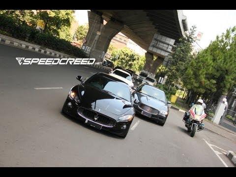 Speed Creed: Maserati Bandung Run Coverage (Bandung, Indonesia)