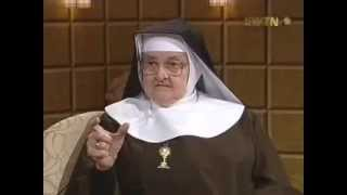 getlinkyoutube.com-Lo Mejor de la Madre Angélica - Los ángeles y sus maravillas