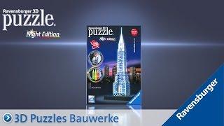 getlinkyoutube.com-Ravensburger 3D Puzzle Bauwerk - Chrysler Building