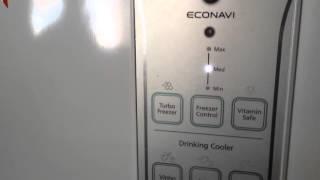 getlinkyoutube.com-Refrigerador Panasonic NR-BT54 483 litros