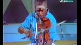 getlinkyoutube.com-Hari varAsanam-Violin Mastero Kunnakudi Vaidyanathan