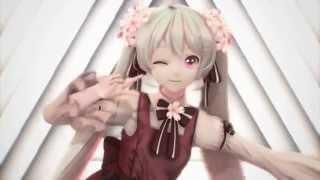 [4K Resolution]桜ミクに『ぶれないアイで』を踊ってもらった