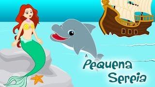 getlinkyoutube.com-A Pequena Sereia em Português - Historia completa - Desenho animado