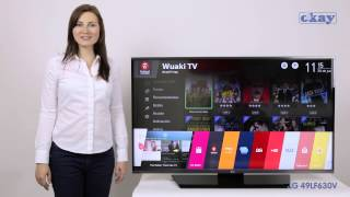 getlinkyoutube.com-LED TV LG 49LF630V