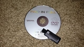 Watch a movie on your TV from a USB drive.