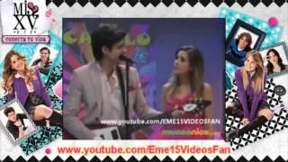 getlinkyoutube.com-MissXV - EME15 canta Desde Tu Adios en el Cafe de Camilo [Capitulo 103]