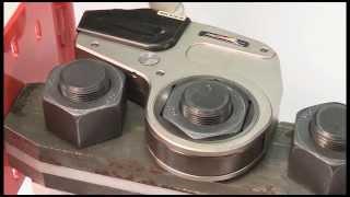 getlinkyoutube.com-Hydraulic Torque Wrench Operation