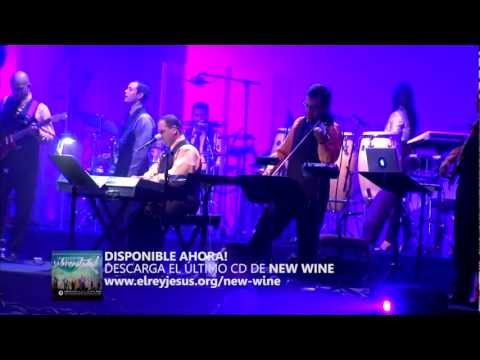 New Wine - movimiento De La Gloria - Un Encuentro Sobrenat
