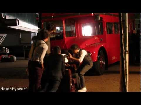 "Behind The Scenes ~ One Direction ""One Thing"" Video Shoot (Nov. 28th, 2011) - Photo Shoot"