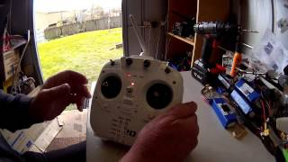 getlinkyoutube.com-Cheerson CX20 Calibration + Transmitter